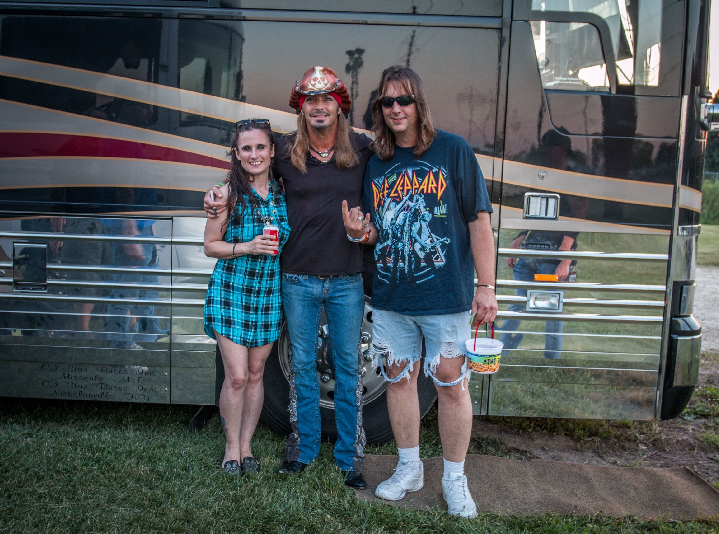Bret michaels meet greet pictures washington county fair park here are the pictures from the bret michaels meet greet at the washington county fair on 72415 m4hsunfo