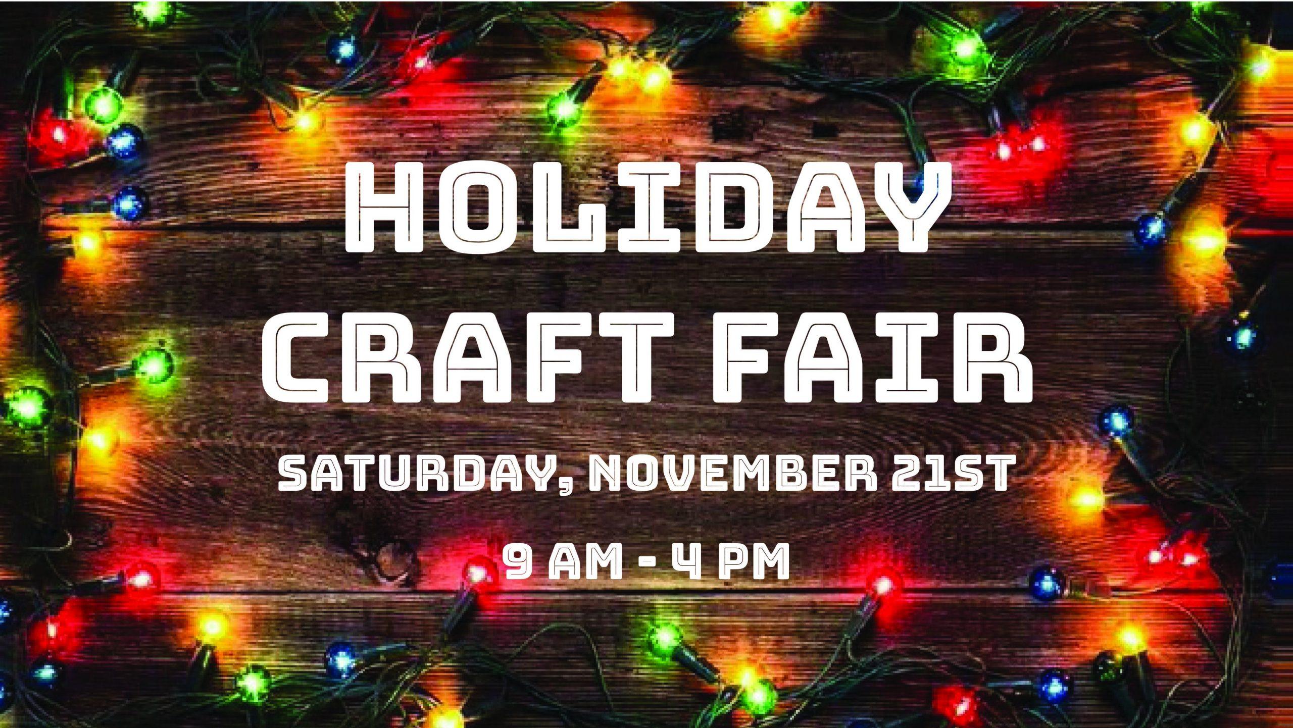 Christmas Craft Fairs 2020 Holiday Craft Fair of Washington County   Washington County Fair